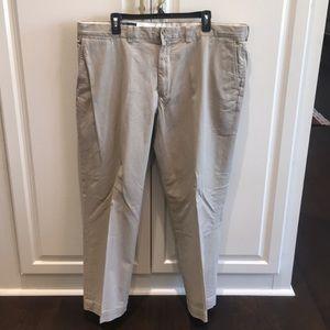 Men's Polo Ralph Lauren Khaki pant, sz 42/30